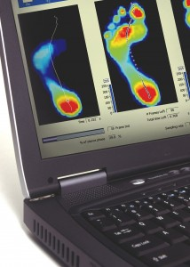 Orthotics scan